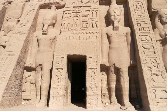 Spirituele reis in Egypte