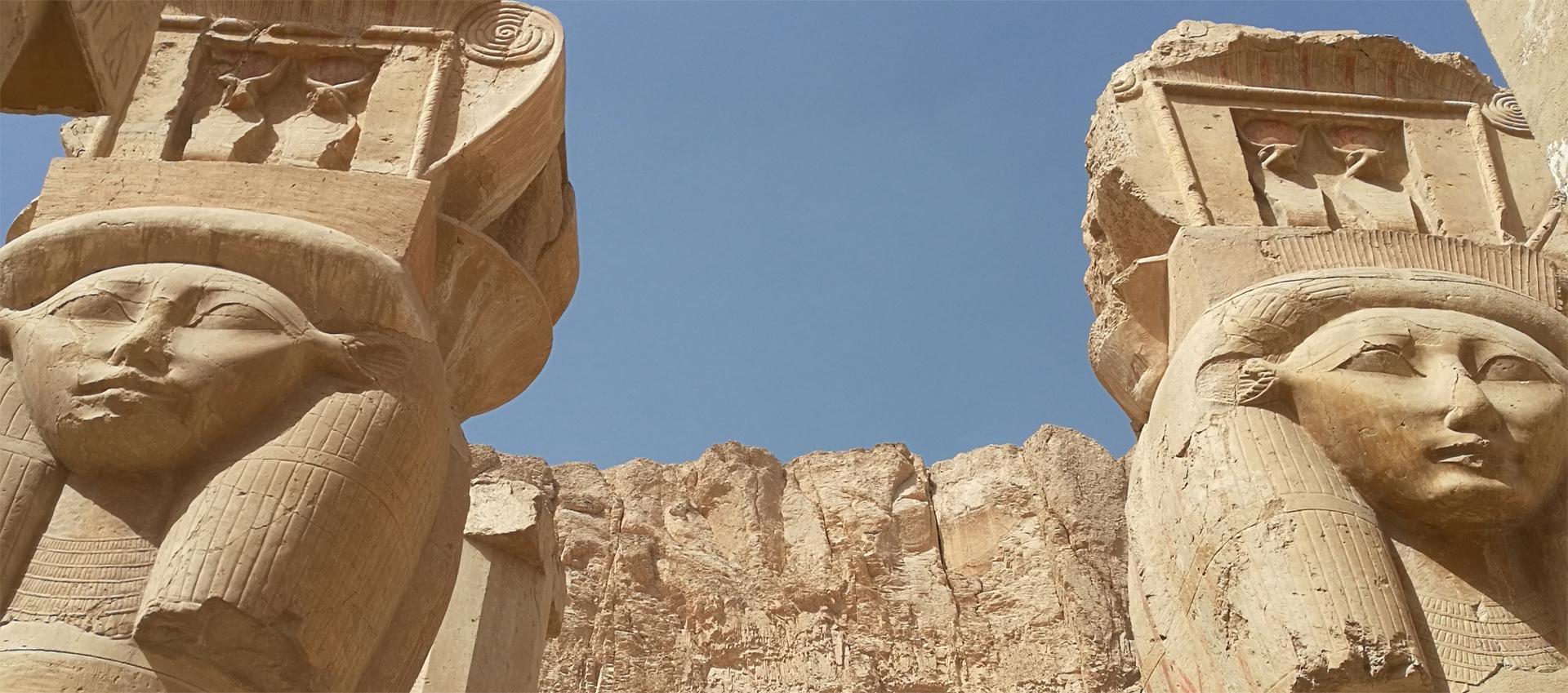 Magische reis in Egypte